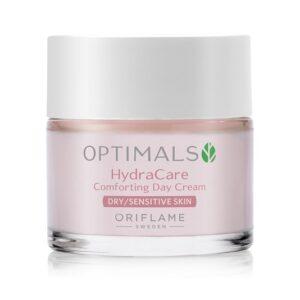 کرم روز آبرسان روشن كننده پوست خشک اپتیمالز Optimals