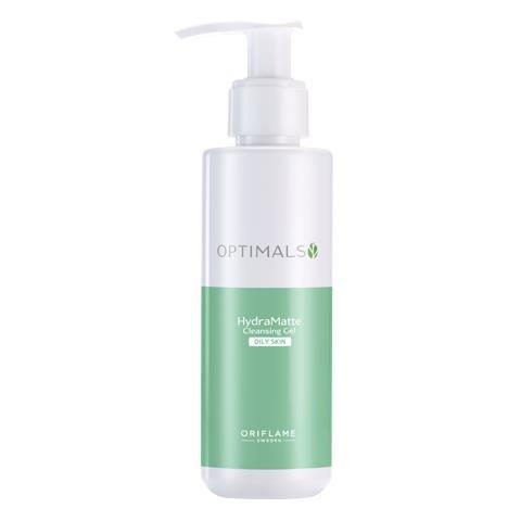 شویندهی مات هیدرا پوست چرب اپتیمالز Optimals