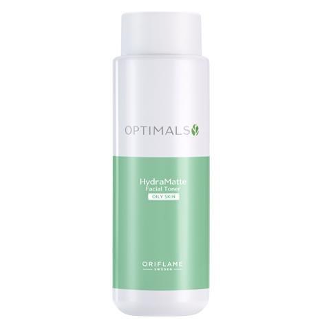 تونر صورت مات هیدرا پوست چرب اپتیمالز Optimals