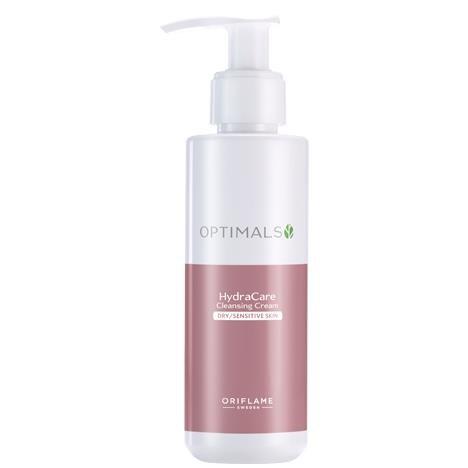 شوینده کرمی هیدرا مخصوص پوست خشک اپتیمالز Optimals