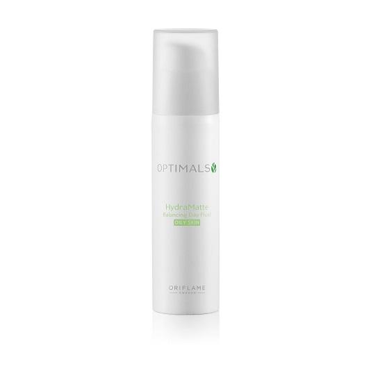 کرم مایع روز هیدرا مات پوست چرب اپتیمالز Optimals Hydramatte