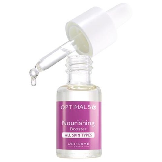 بوستر تقویت کنندهی پوست خشک اپتیمالز Optimals
