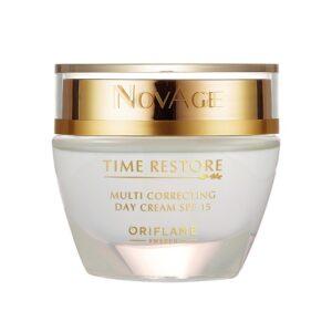 کرم روز بازسازی کننده قوی نوویج بالای 50 سال NovAge Time Restore