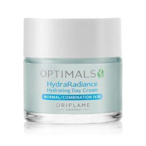 کرم روز آبرسان روشن كننده پوست نرمال اپتیمالز Optimals