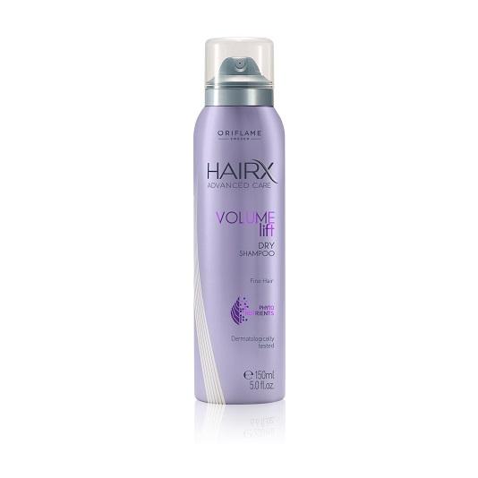 شامپو خشک حجم دهنده هیریکس Hairx
