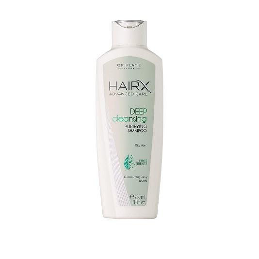 شامپوی تمیزکننده و پاکسازی کننده عمیق موی هیریکس HairX